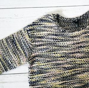 Sweaters - H&M Multicolored Fluffy Sweater